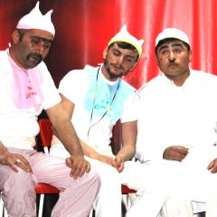 İlçemiz'de Tiyatro Gösterisi Düzenlendi