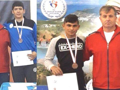 Mucur'lu Güreşçilerimiz Türkiye Finallerinde