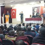 "REFERANDUMA ""EVET"" TOPLANTISINA MUCURDAN YOĞUN İLGİ"