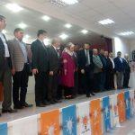 AK Parti İlçe Başkanlığında Görev Değişikliği