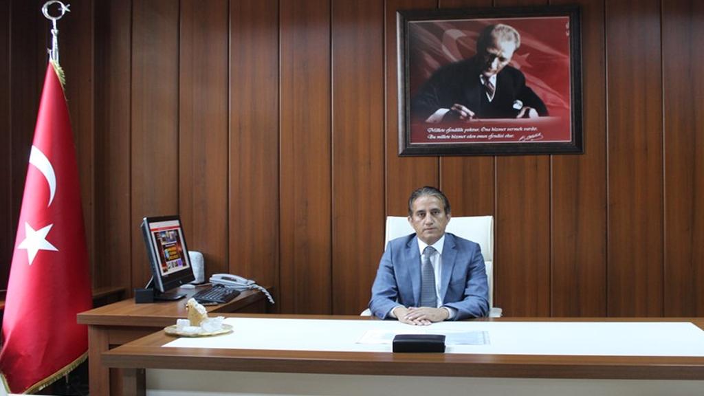 """İlçemiz Kaymakamı Kaya ÇELİK'in """"Mevlid Kandili"""" Mesajı"""