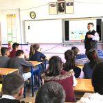 """""""Afete Hazır Okul Projesi"""" Eğitimleri Bu Kez Mucur'daydı"""