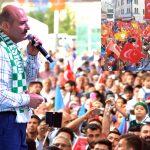İçişleri Bakanı Süleyman SOYLU, Mucur'a Geldi
