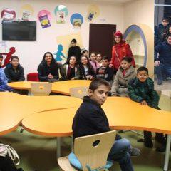 """Mucur Gençlik Merkezi'nin """"Merkezim Her Yerde"""" Projesine Gençlerden Destek"""