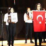 Mucur Ş.Ö.H.A Hürriyet Ortaokulu'ndan Muhteşem Gösteri