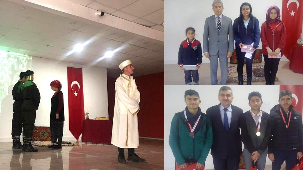 Mehmet Akif Ersoy'u Anma Programı Düzenlendi
