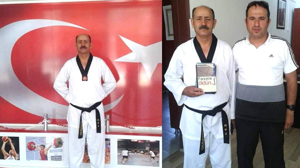 Milli Sporcumuz Sinan DEMİR, Savunma Sporunun Önemini Anlattı