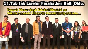 Mucur Şeyh Edebali Mesleki ve Teknik Anadolu Lisesi