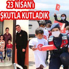 Mucur, Ulusal Egemenlik ve Çocuk Bayramını Coşkuyla Kutladı