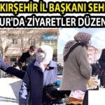 Ak Parti Kırşehir İl Başkanı Seher Ünsal Baba Ocağından Sahaya İndi