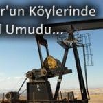Mucur'un Köylerinde Petrol Umudu…