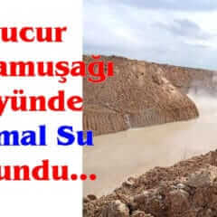 Mucur Bayramuşağı köyünde Termal Su Bulundu…
